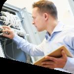 Bendradarbiaudami su NT Vystytojais, įrengiame interneto ir televizijos perdavimo tinklus, telefonspynes, vaizdo stebėjimo, įėjimo kontrolės sistemas.